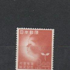 Sellos: LOTE U SELLOS SELLO JAPON 1951. Lote 106634671
