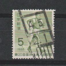 Sellos: LOTE U SELLOS SELLO JAPON DEPORTES. Lote 106635151