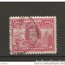 Sellos: URUGUAY. 1928. YVERT Nº 344 . Lote 110210787