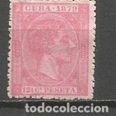 Sellos: CUBA COLONIA ESPAÑOLA EDIFIL NUM. 52 USADO. Lote 113387119