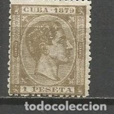 Sellos: CUBA COLONIA ESPAÑOLA EDIFIL NUM. 55 NUEVO SIN GOMA. Lote 113387355