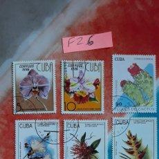 Sellos: SELLOS USADOS CUBA . Lote 115530095