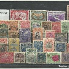 Sellos: LOTE DE SELLOS DE EL SALVADOR. Lote 116365371