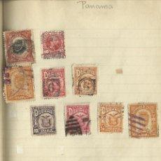 Sellos: PANAMÁ 10 SELLOS. Lote 117325691