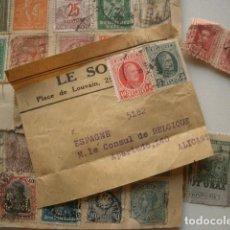 Sellos: LOTE DE SELLOS VER FOTOS. Lote 118051447