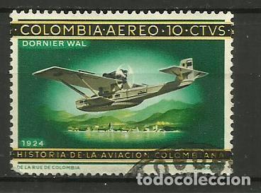 COLOMBIA-- SELLO USADO (Sellos - España - Colonias Españolas y Dependencias - América - Otros)