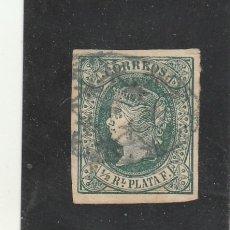 Sellos: ANTILLAS 1864 - EDIFIL NRO. 10 - USADO -. Lote 121925043