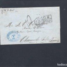 Sellos: CUBA.CARTA AÑO 1871.. Lote 131530862