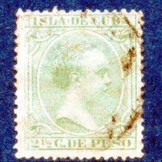 Sellos: CUBA. EXCOLONIA ESPAÑOLA, EDIFIL Nº 114, EN USADO. Lote 132316094