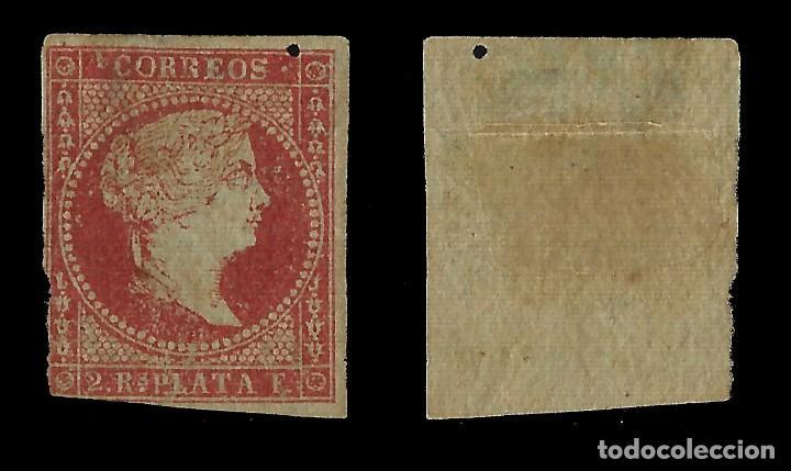 Sellos: ANTILLAS.1855. Isabel II.2r.MNG.Edifil 3 - Foto 2 - 139595702