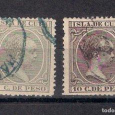 Sellos: ULTRAMAR 1890 USADO - 2/6. Lote 144606002