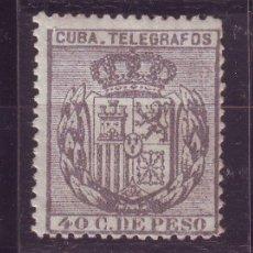 Sellos: AÑO 1882. CUBA TELEGRAFOS 55/57 NUEVOS VC 31 EUROS. Lote 147722330