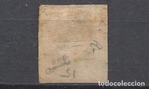 Sellos: 551- USADO SELLO CLASICO ESPAÑA COLONIA ANTILLAS 1864 USADOS SIN DEFECTOS.ISABEL II. USED COLONIA - Foto 2 - 150336594