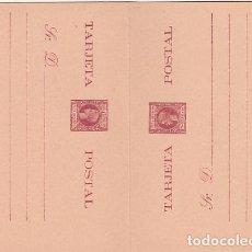 Sellos: CUBA ENTEROS POSTALES 1898 EDIFIL 35A (*) MNG. Lote 151114020
