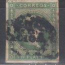 Sellos: FILIPINAS, 1869-1874 EDIFIL Nº 20K, *HABILITADOS POR LA NACIÓN*. Lote 152226750