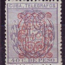 Sellos: CUBA TELEGRAFOS 60 **MNH. SIN CHARNELA. LUJO. Lote 154550646