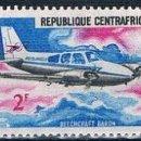 Sellos: REPUBLICA CENTROAFRICANA 1967 - YVERT 94 / 96 ( ** ). Lote 155059618