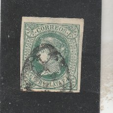 Sellos: ANTILLAS 1864 - EDIFIL NRO. 10 - USADO -. Lote 155213741