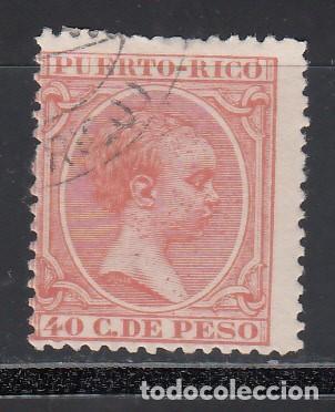 PUERTO RICO. 1890 EDIFIL Nº 84 (Sellos - España - Colonias Españolas y Dependencias - América - Puerto Rico)