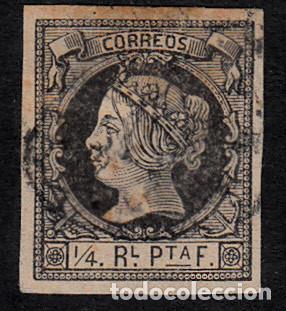 CUBA 1862 - NUM 11 USADO (Sellos - España - Colonias Españolas y Dependencias - América - Cuba)