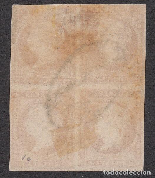 Sellos: ANTILLAS BL. DE 4 SELLO NUM . 9 USADO - Foto 2 - 176355297