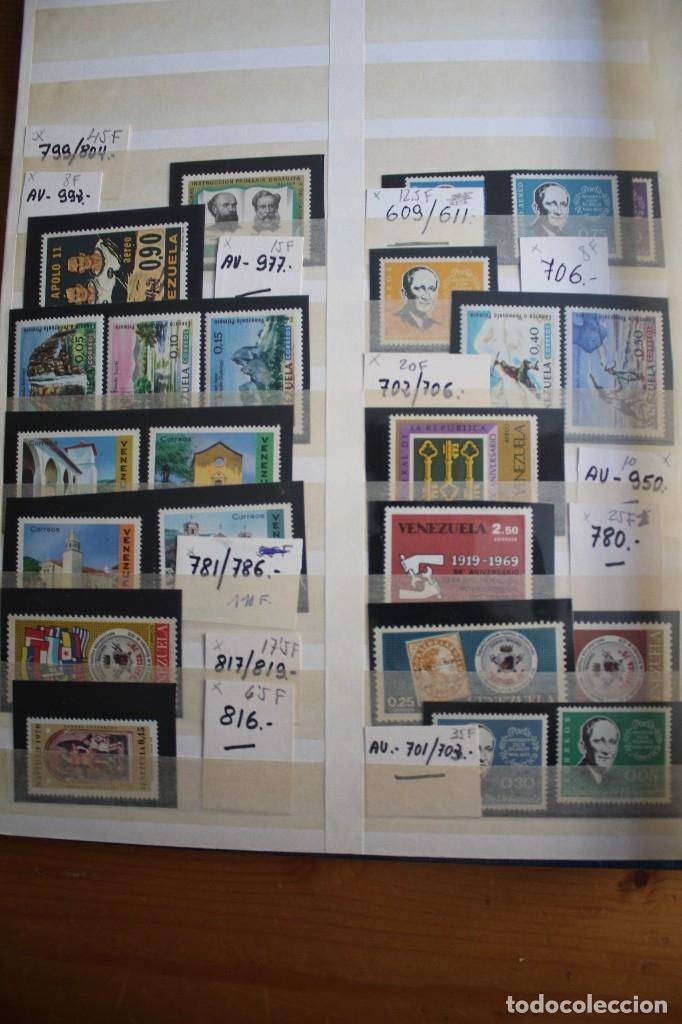 Sellos: SELLOS NUEVOS AÑOS 50 Y 60 DE NICARAGUA, EL SALVADOR, MÉXICO, VENEZUELA, COLOMBIA VER FOTOS - Foto 6 - 177652014