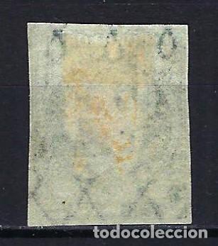 Sellos: ANTILLAS CUBA 1855 - ISABEL II FILIGRANA DE LAZO - EDIFIL 1 - USADO - Foto 2 - 179055911