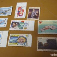 Sellos: SELLOS CUBA NUEVOS. Lote 180393556