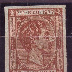 Sellos: ANO 1877-PUERTO RICO 13 S. MH.VC 75 EUROS. Lote 183079780