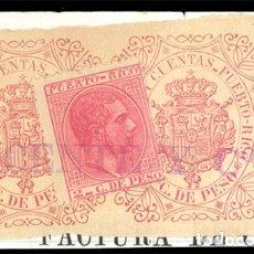 Sellos: PUERTO RICO. Lote 183302293