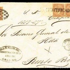 Sellos: PUERTO RICO. Lote 183302318