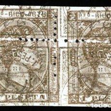 Sellos: PUERTO RICO. Lote 183302357