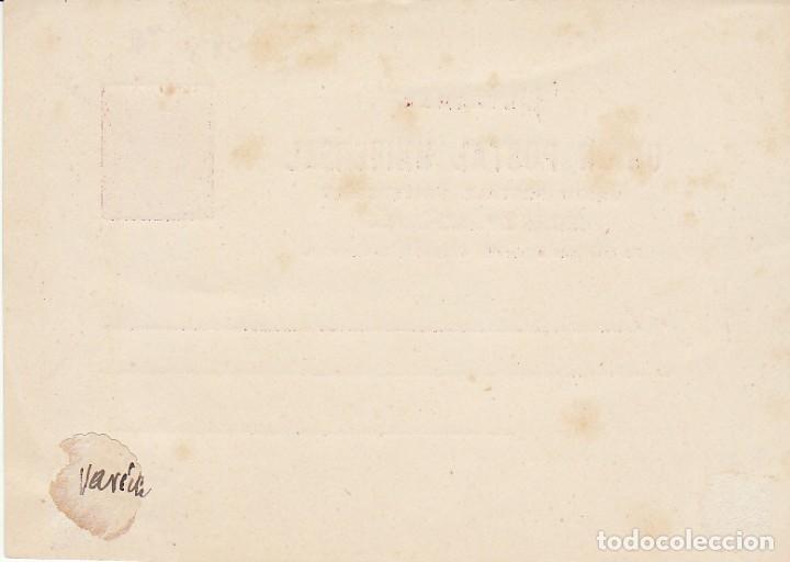 Sellos: EP. xx 7. ALFONSO XII. 1881 - Foto 2 - 183470890