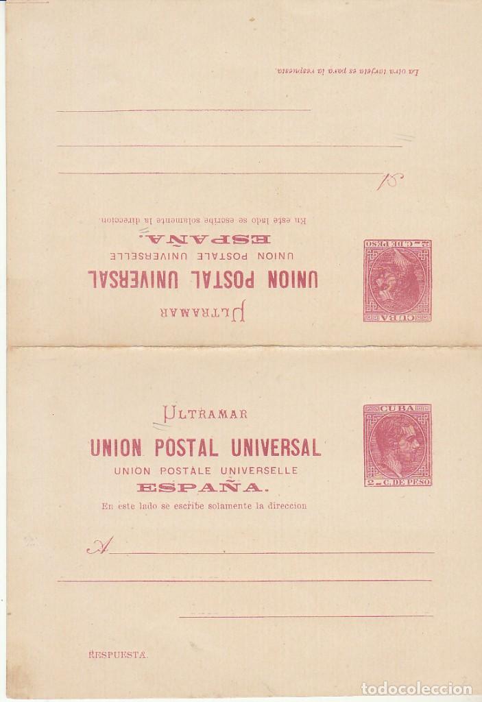 EP. XX 9. ALFONSO XII. 1881 (Sellos - España - Colonias Españolas y Dependencias - América - Cuba)