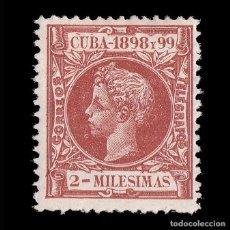 Francobolli: CUBA 1898. ALFONSO XIII.2M.MN.EDIFIL.155. Lote 190767798