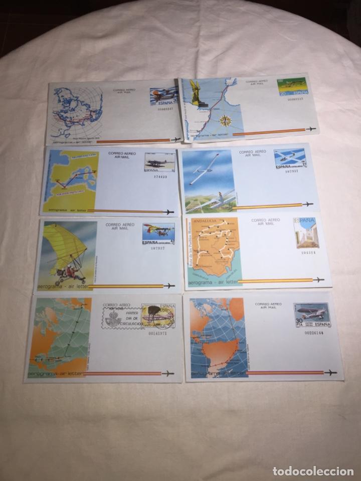 AEROGRAMAS (Sellos - España - Colonias Españolas y Dependencias - América - Otros)