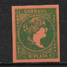 Timbres: ESPAÑA ANTILLAS CUBA ? - 15/33. Lote 193428160