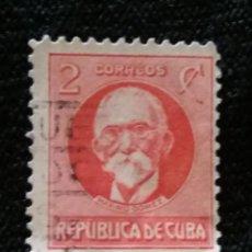 Sellos: SELLO CUBA, 2 C, MAXIMO GOMEZ, AÑO 1917. Lote 198948026