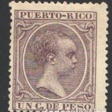 Sellos: PUERTO RICO, 1894 EDIFIL Nº 106 (*). Lote 198956997