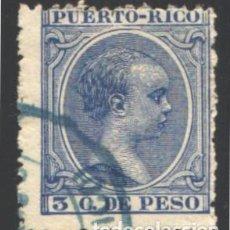 Sellos: PUERTO RICO, 1891-1892 EDIFIL Nº 79. Lote 199074080