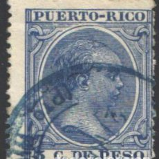 Sellos: PUERTO RICO, 1891-1892 EDIFIL Nº 79. Lote 199074092