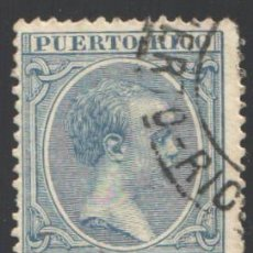 Sellos: PUERTO RICO, 1896-1897 EDIFIL Nº 121. Lote 199074333