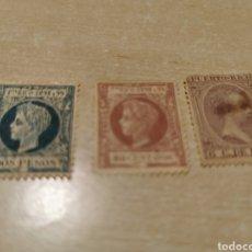 Sellos: PUERTO-RICO. Lote 199075800
