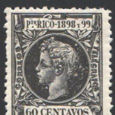 Sellos: PUERTO RICO, 1898 EDIFIL Nº 146 /*/, . Lote 199076797