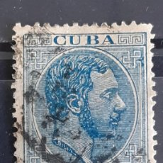 Francobolli: CUBA , EDIFIL 103 , YVERT 70, 1883-88. Lote 199261881