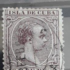 Timbres: CUBA , EDIFIL 116 , YVERT 77, 1890. Lote 199285746