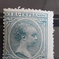 Francobolli: CUBA , EDIFIL 143 **, 1896-97. Lote 199359370