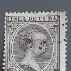 Timbres: CUBA , EDIFIL 146 , 1896-97. Lote 199372621