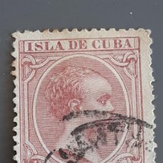 Francobolli: CUBA , EDIFIL 147, YVERT 90 , 1896-97. Lote 199372962
