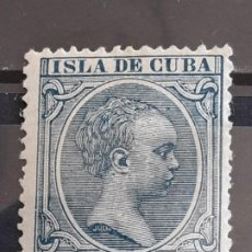Francobolli: CUBA , EDIFIL 149 * , YVERT 92 , 1896-97. Lote 199375272
